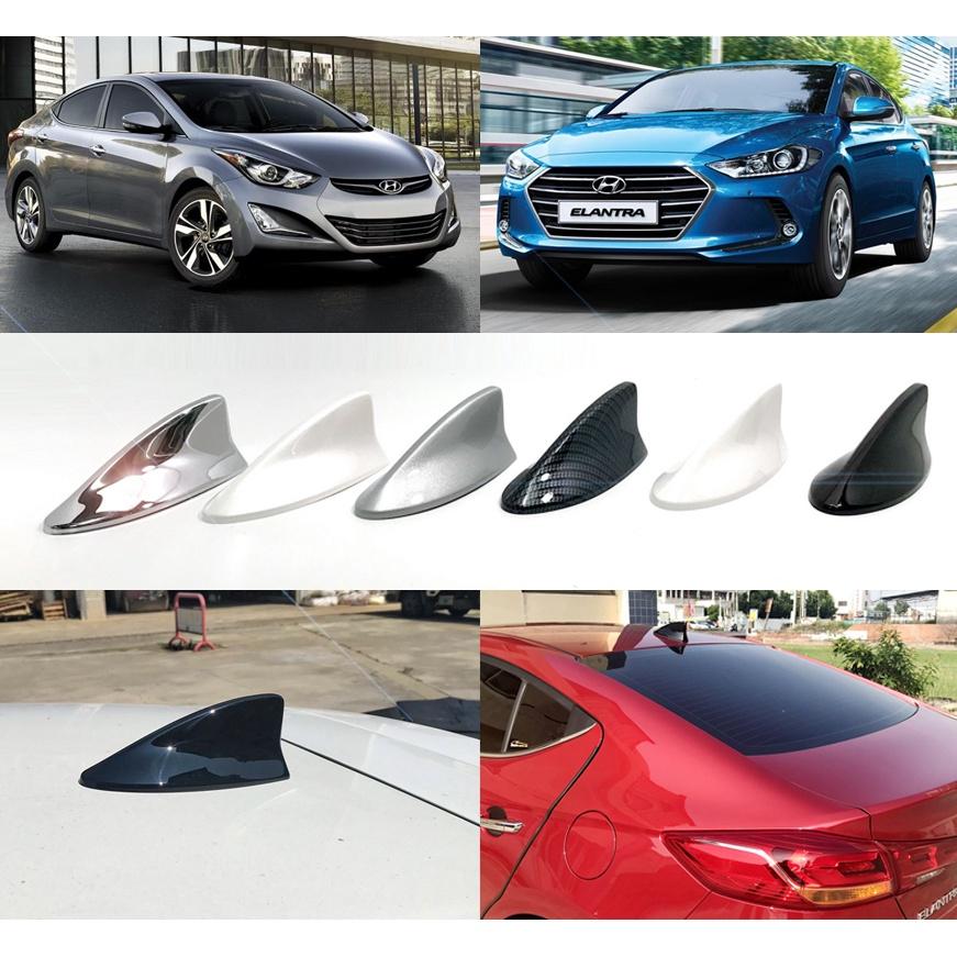 JR-佳睿精品 Hyundai Elantra 改裝 鯊魚鰭 鯊魚背 造型天線 裝飾天線