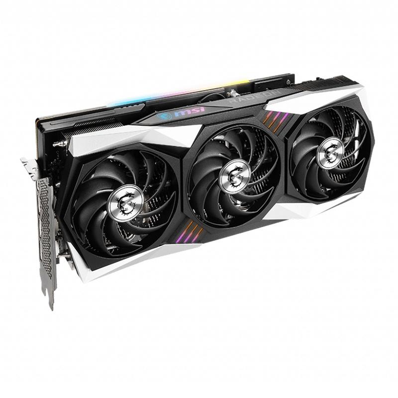 外接顯示卡 電腦顯示卡 AMD微星RX6600XT/6700XT/6800XT機械師/魔龍電競遊戲電腦獨立顯卡