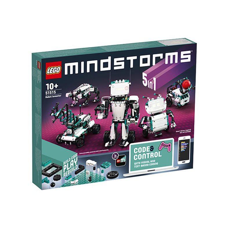 💗💗現貨正品行貨】樂高積木頭腦風暴系列機器人發明家51515 玩具 積木玩具 兒童 禮物
