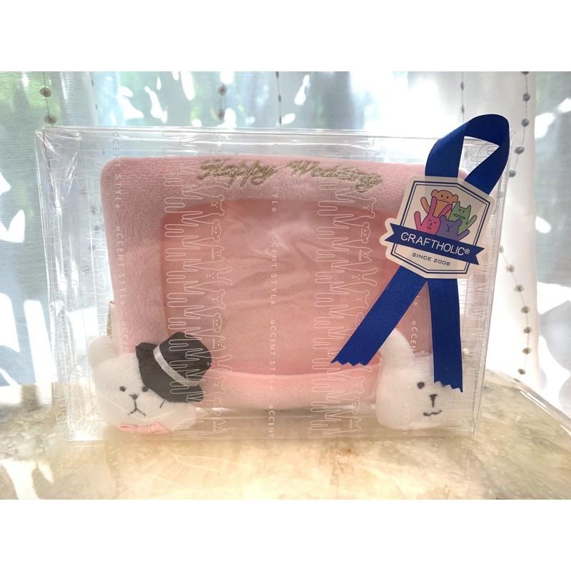 Craftholic 宇宙人 婚禮小物 禮物 結婚系列 相框/伸縮卡片夾包包