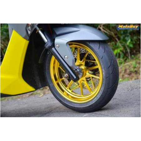 【泰格重車】MOS YAMAHA FORCE S-MAX 13吋鍛造輪框 10爪 鍛框 鍛造框 SMAX 鍛造 輪框