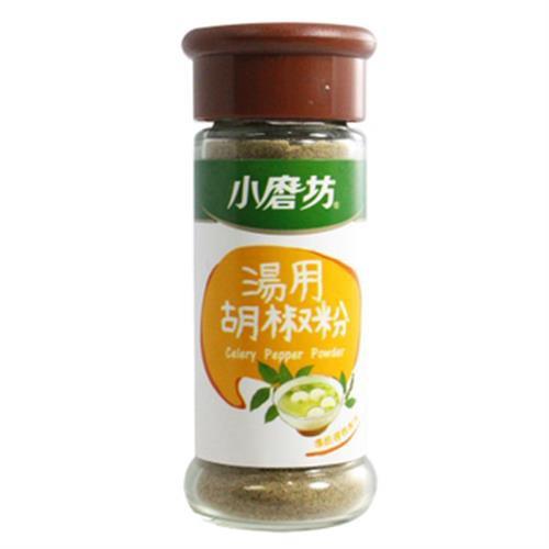 小磨坊 湯用胡椒粉(純素)(26g/瓶)[大買家]