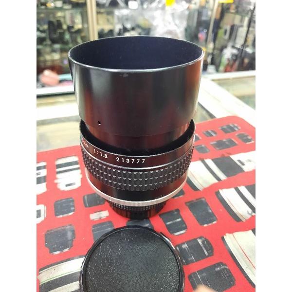 Nikon Ais 105mm F1.8 經典手動頂級大光圈望遠