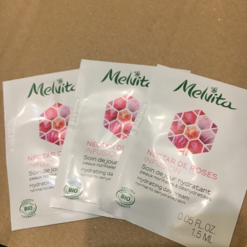 Melvita 蜜葳特 歐盟 Bio 王者玫瑰凝水蜜霜