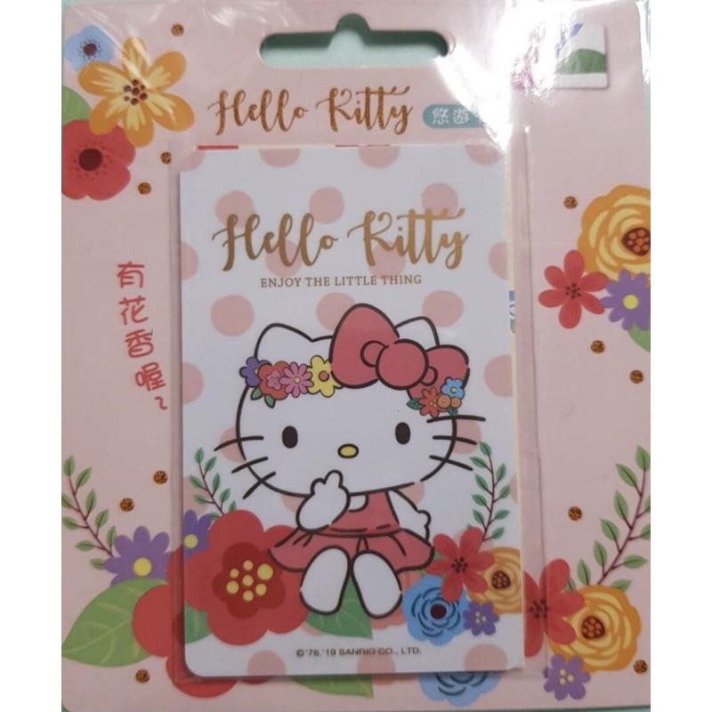 HELLO KITTY悠遊卡花精靈
