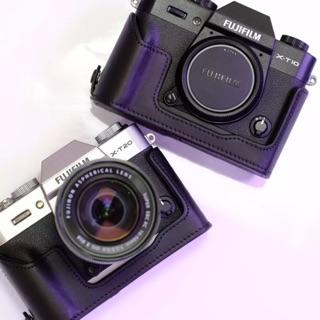 現貨 Fujifilm 富士原廠 BLC-XT10 XT10 XT20 XT30 皮套 三件組 新北市