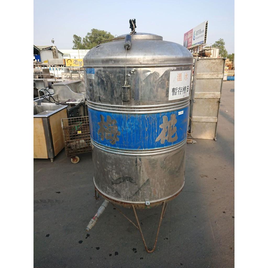 [龍宗清] 梅花白鐵水塔(厚料) (19030102-0022) 1T 1000L ST水塔 不銹鋼水塔 不鏽鋼水塔