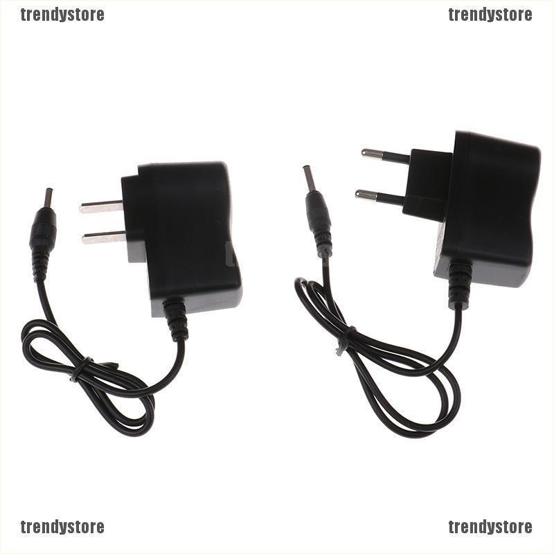 Trendystore美國/歐盟4.2V AC鋰電池充電器,用於18650電池前照燈手電筒