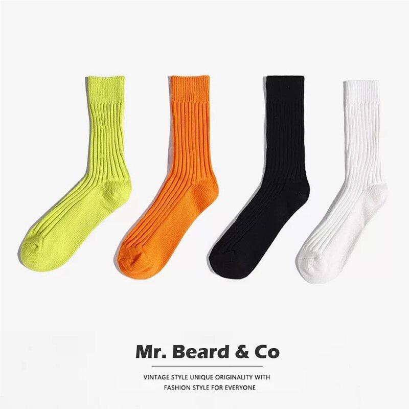 【MBC】Mid stock 美式堆疊-中筒襪(加厚版本)