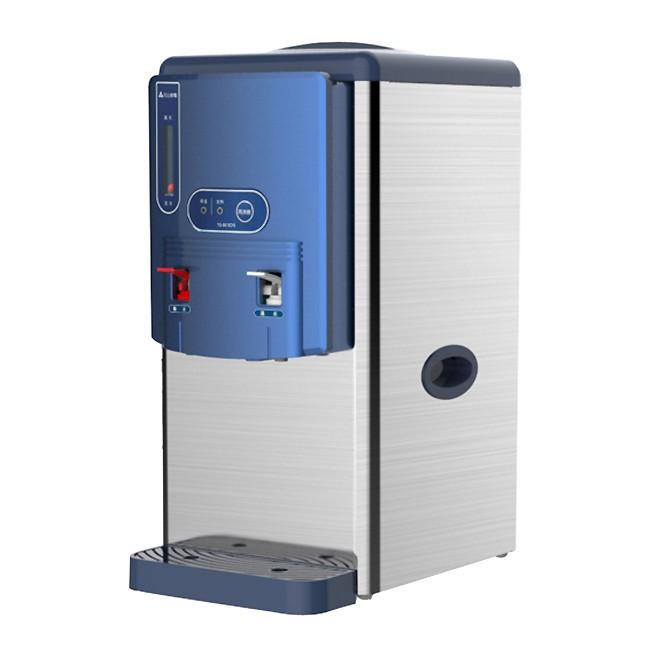 元山304不鏽鋼全開水溫熱開飲機 YS-8618DW
