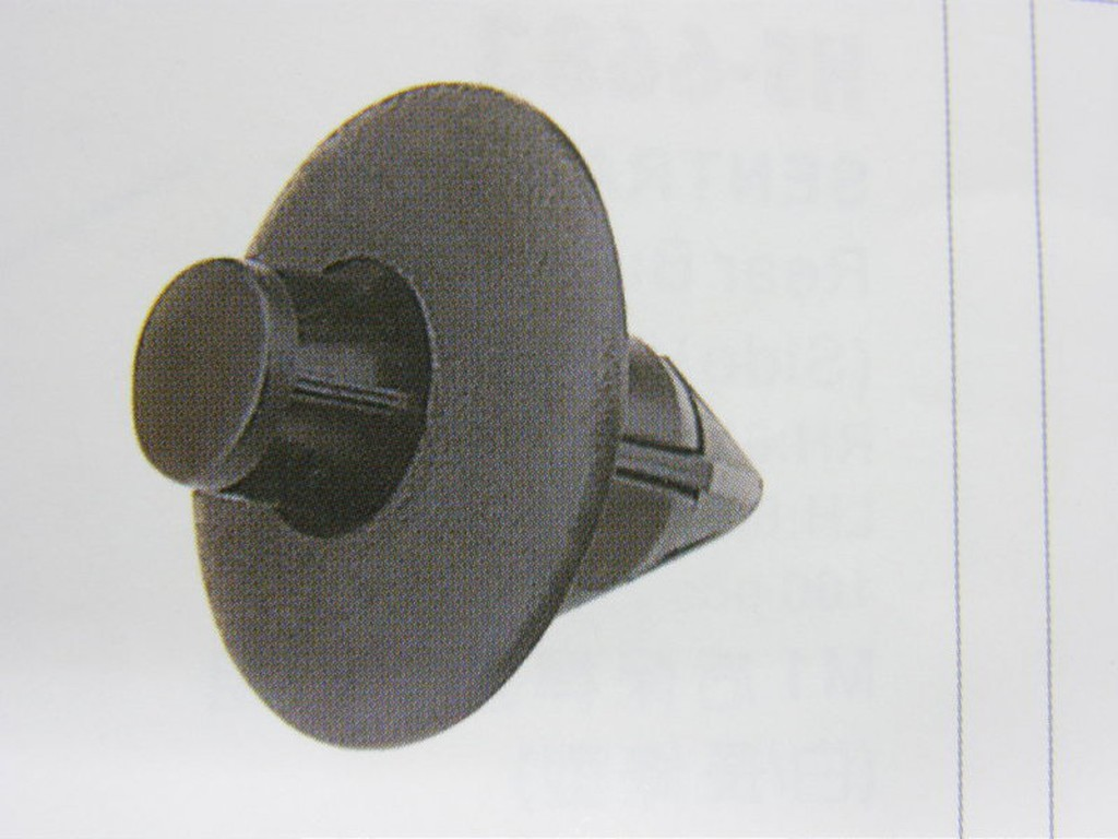 NISSAN K11 MARCH VERITA 931 內規板固定扣 內龜板固定扣 內規板扣 保桿固定扣 保桿扣 前保扣