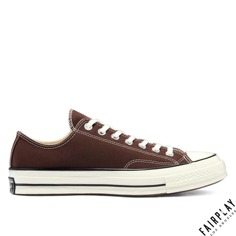 Converse All Star 1970 咖啡 男鞋 女鞋 低筒 奶油頭 經典款 三星標 帆布鞋 170554C