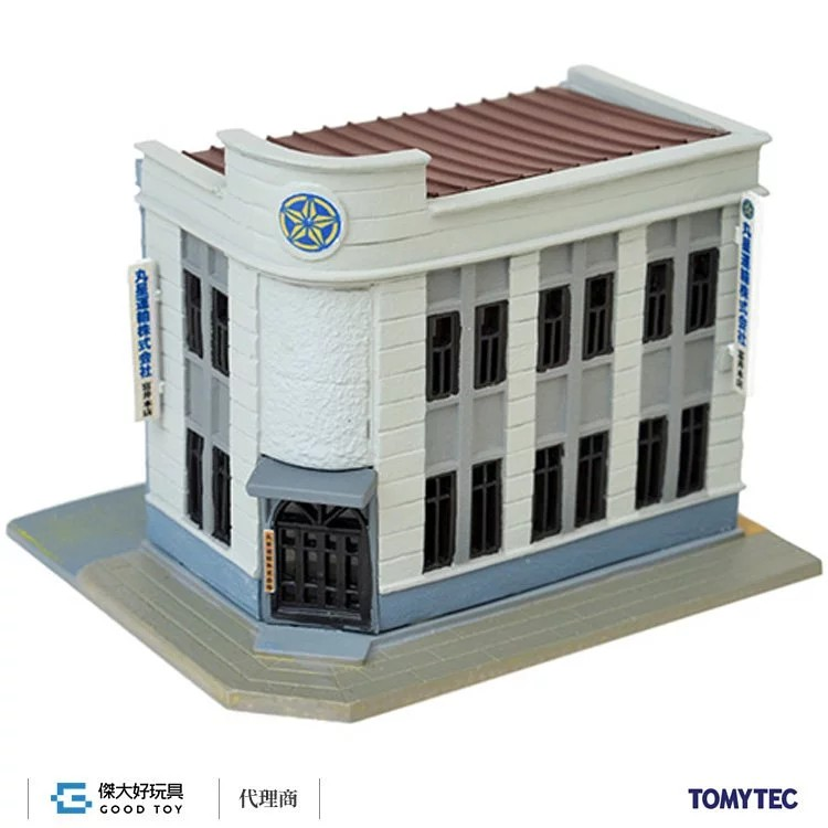 TOMYTEC 293774 建物 076-3 站前3號樓