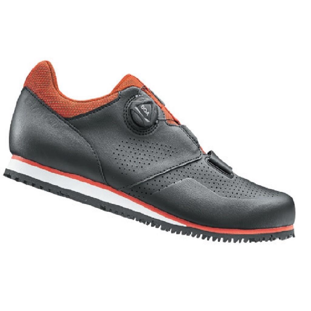 🔥全新公司貨🔥GIANT PRIME 寬楦自行車專用硬底鞋 黑紅、白黑新色上架