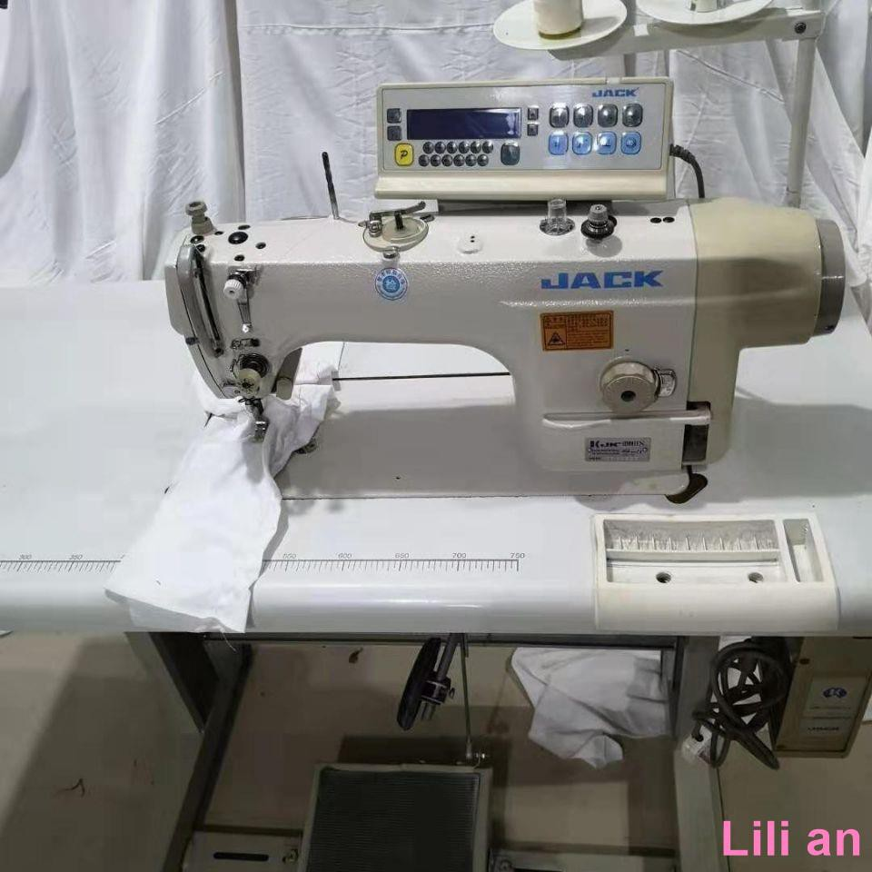 【工廠直供】二手杰克,兄弟標準縫紉機 電腦直驅一體機 家用工業平車LIli an