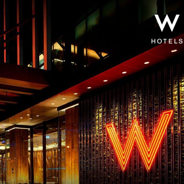 <限量>台北W Hotel 台北 W飯店 2020/12/31跨年煙火房型