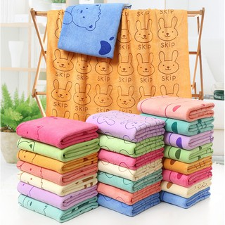 Pure cotton bath towel adult lovers and lovers 浴巾 毛巾