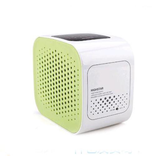 mini負離子USB空氣清淨機 迷你空氣淨化器 家用除甲醛霧霾PM2.5辦公室臥室 大陸直寄