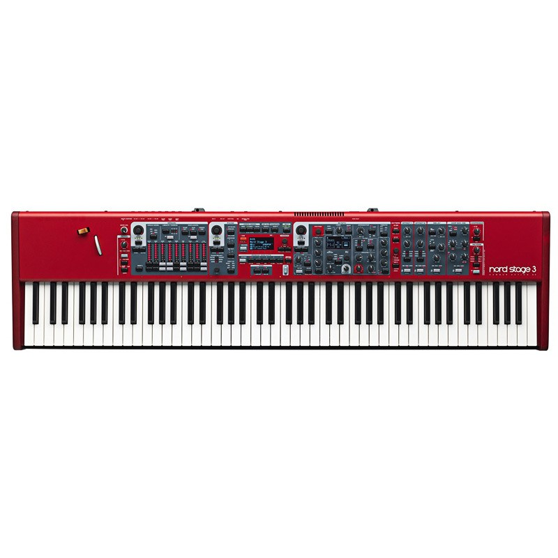 Nord Stage 3 88 / 88音符加重錘動作鍵盤 舞臺鍵盤合成器