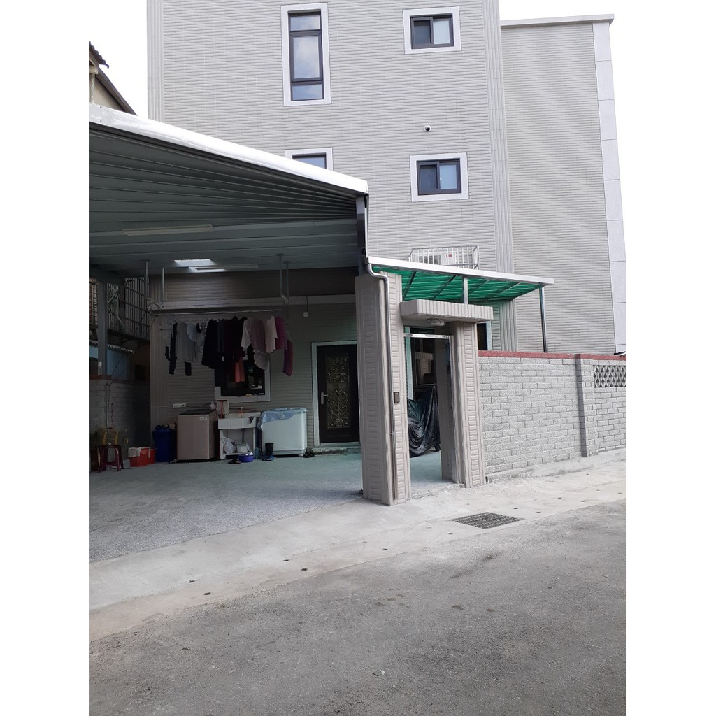 桃園白鐵門、白鐵窗、電動捲門、欄杆、採光罩、鐵皮屋、琉璃鋼瓦、彩色鋼板、烤漆浪板、翻新維修整理