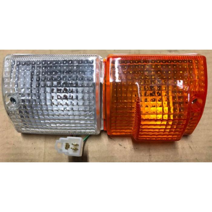清倉中 中華 三菱 得利卡 L300 80-83年 右邊 RH 角燈 方向燈 【各式汽車材料】