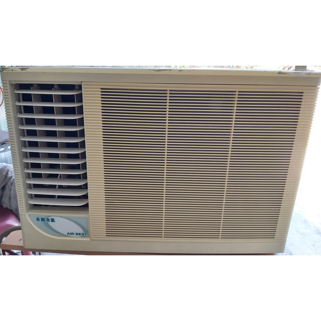 禾聯 窗型冷氣 左吹 定頻 3.5頓 裝況良好 中古窗型冷氣 二手窗型冷氣 高雄 屏東