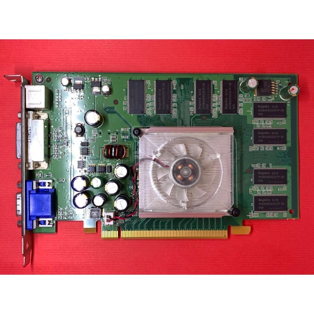 【K3C】二手 NVIDIA QUADRO 2000  FX580  FX540繪圖卡 1G 128Bit DDR5