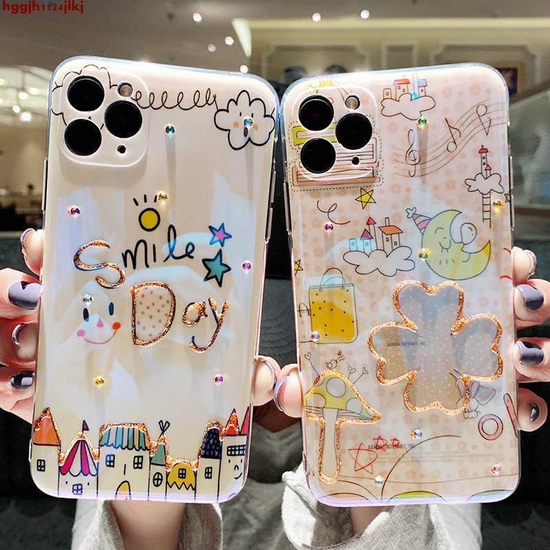 冬天云朵適用于iphone11pro蘋果11手機殼12pro/12mini/x硅膠xs女款max藍光8plus防摔套xr