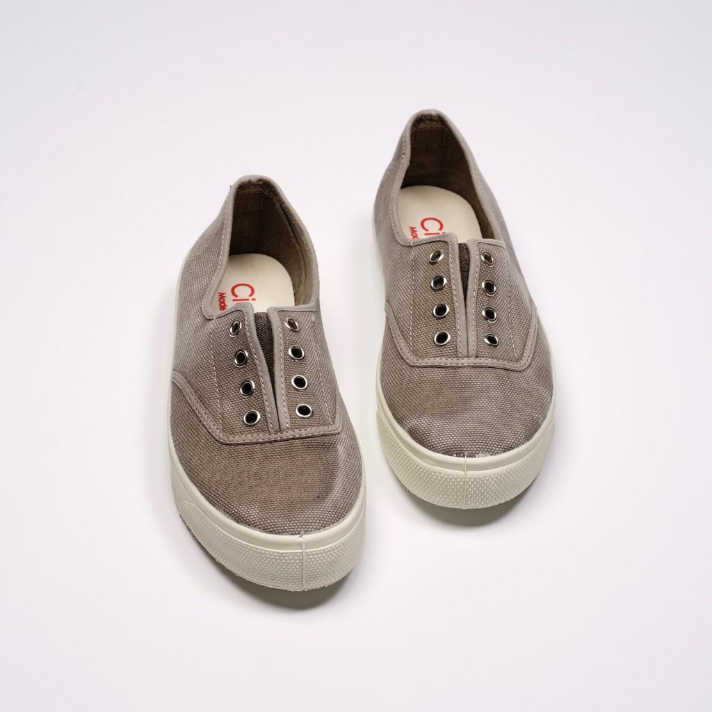 CIENTA 西班牙國民帆布鞋 10777 170 淺灰色 洗舊布料 大人