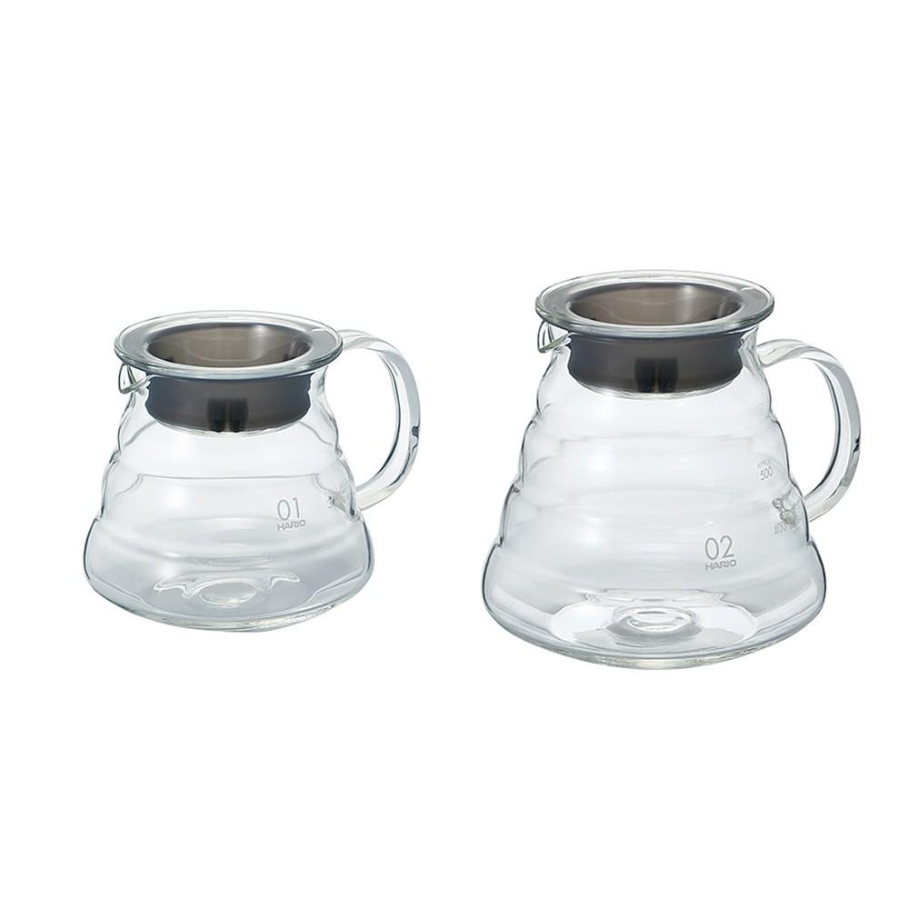【日本HARIO】V60雲朵咖啡壺-共2款《拾光玻璃》