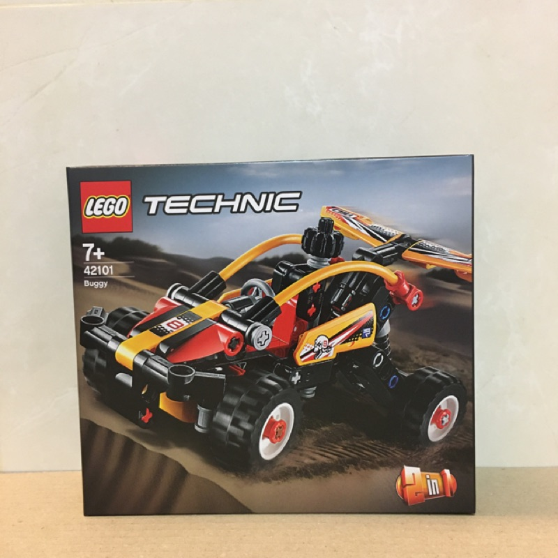 【LETO小舖】樂高 LEGO 42101 TECHNIC系列 沙灘越野車 全新未拆 現貨