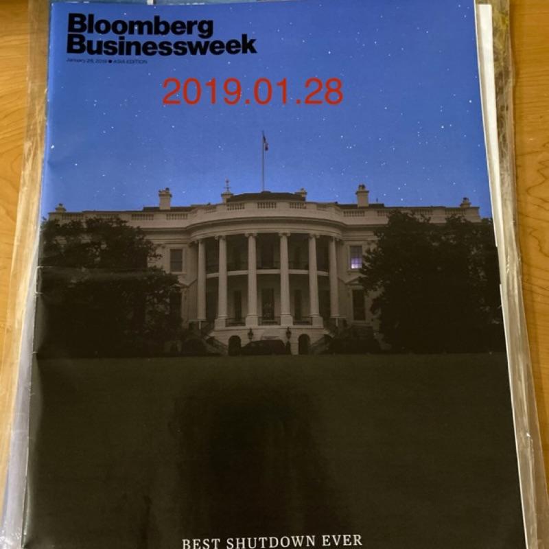 2019 2018 Bloomberg businessweek 週刊雜誌 二手
