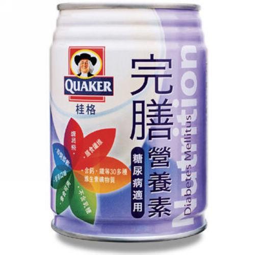 桂格完膳營養素 50鉻配方 250ml/24罐