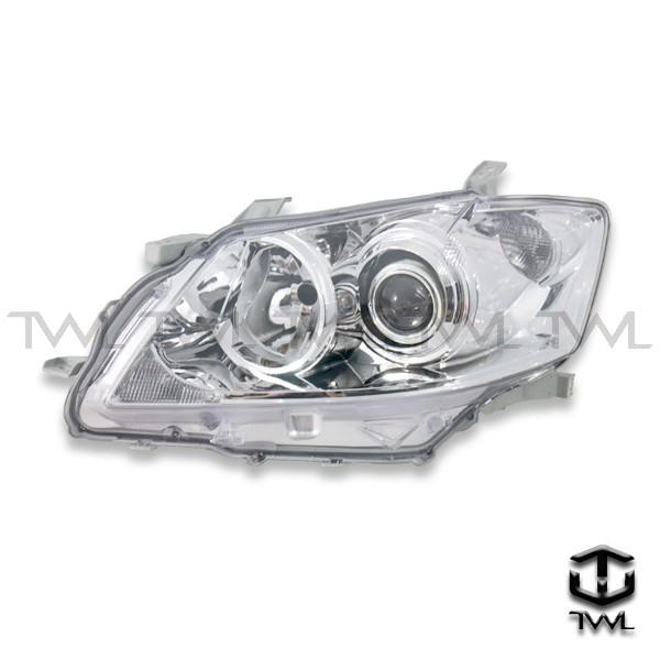 <台灣之光>TOYOTA 豐田 CAMRY 06 07 08 年原廠型HID專用晶鑽魚眼轉向大燈3.5樣式