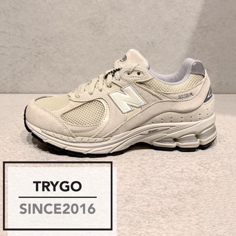 「TRYGO」NEW BALANCE 2002r 卡其 米白 奶茶色 ML2002RE