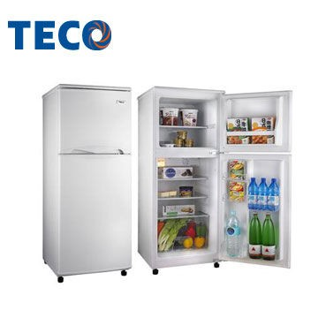 【逸宸】※聊聊洽詢※TECO東元  125公升雙門冰箱(R1303W)自取不運送