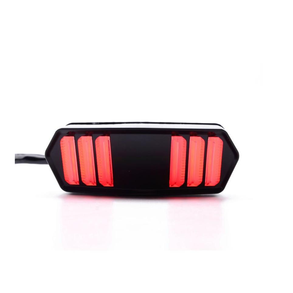【謙的小賣場】本田HONDA MSX 125 / MSX 125 SF 整合式尾燈 野馬尾燈 附方向燈