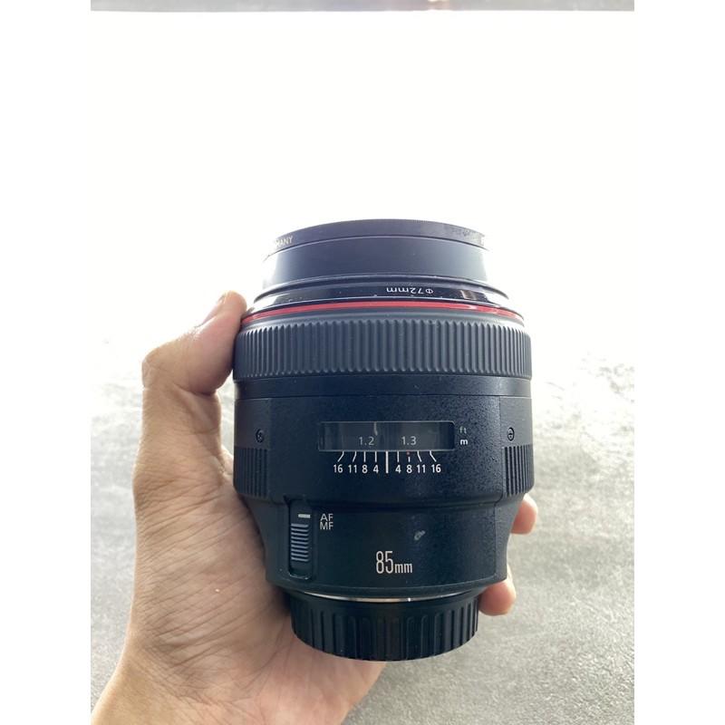 (二手)Canon EF 85mm f/1.2L II USM 9成5新