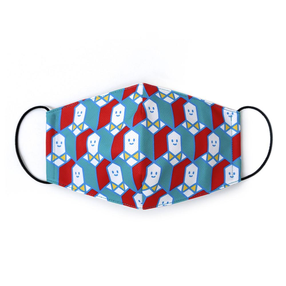 0416x1024 一起 兩用型立體口罩套 可置濾材