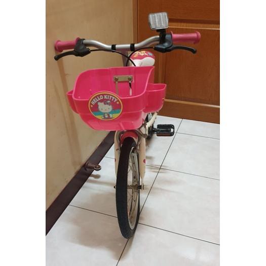 兒童 腳踏車 KITTY 16吋