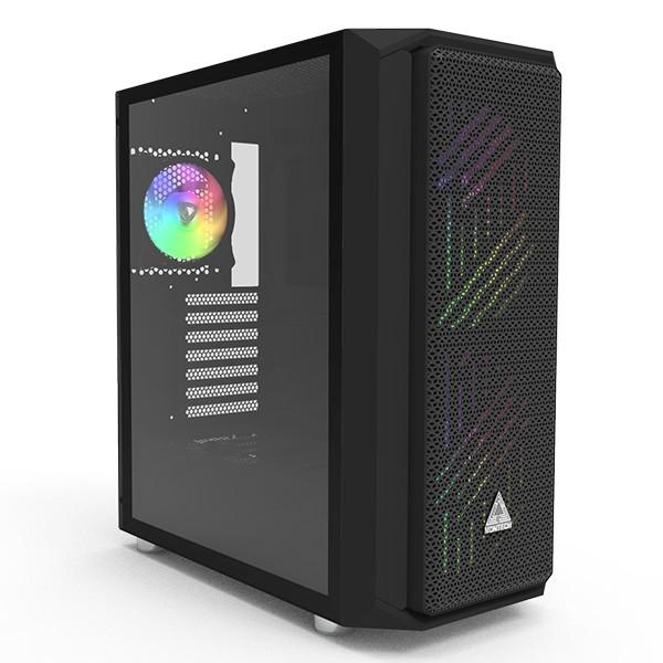 【MONTECH】君主電競 AIR X 黑 電腦機殼