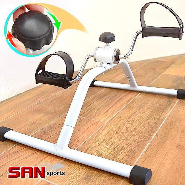 迷你手足健身車臥式美腿機.單車腳踏器.兩用手腳訓練器.室內腳踏車自行車.運動健身器材B005-812