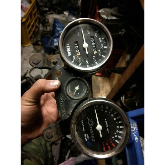 達成拍賣 FZ2 愛將 碼表 時速表 轉速表 油表 碼表支架  中古零件拆賣 機汽車零件均有販售 歡迎詢問 1800
