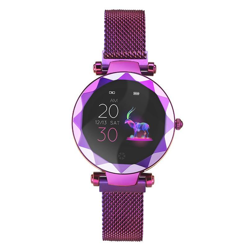 🔥現貨免運🔥 繁體中文 智慧手環 彩屏智能手環 女性期功能 訊息顯示藍牙計步健康運動智慧手錶
