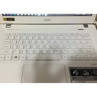 *樂源*ACER V3-372-55KU 鍵盤膜 V3-372-593R  V3-372-556k 筆電鍵盤保護膜 嘉義縣