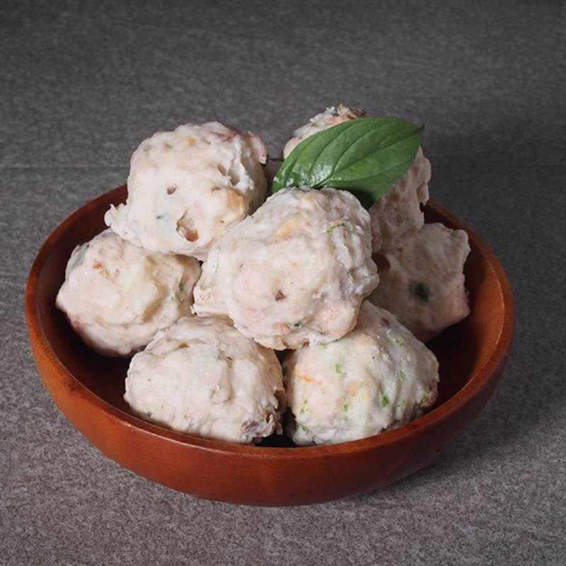 [巧食家] 超大蝦仁丸 500克 (海鮮/蝦仁/火鍋料/蝦丸)