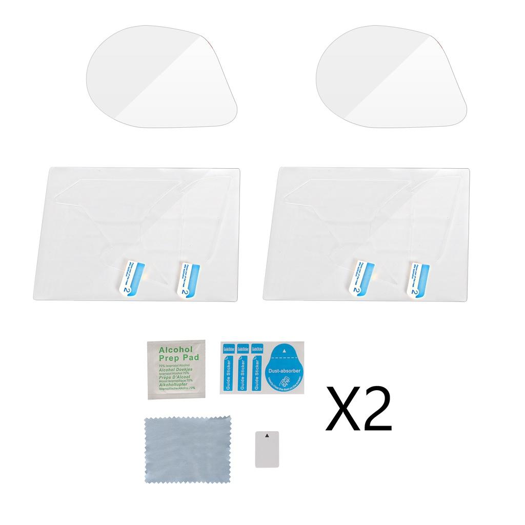 HONDA CBR250RR 2017-2020 TPU儀表保護貼 抗藍光紫外線 防刮-極限超快感