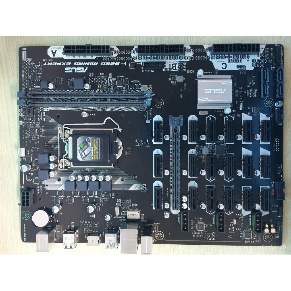 Asus/華碩B250 MINING EXPERT支持6卡8卡12卡19卡