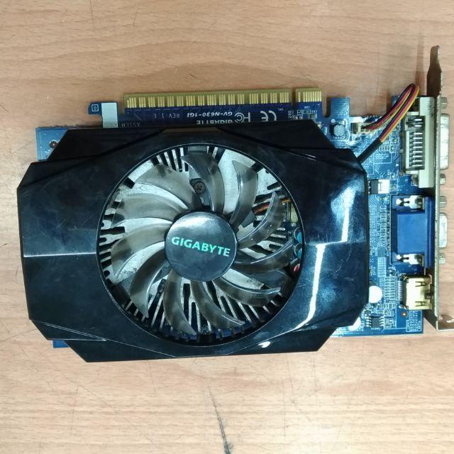 技嘉GV-N630-1G顯示卡