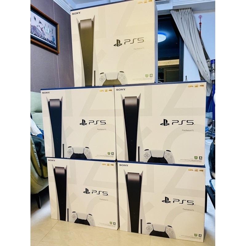 『現貨』Sony PlayStation 5 光碟版 PS5(售完)
